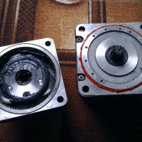 Cyclone 500W assembly