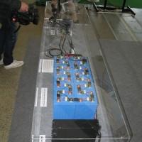 UAB Elektromotus stendas ALT 2011