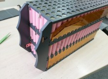 The most over-engineered DIY EV battery