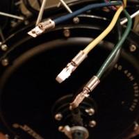 3kW motoro jungtis - Anderson 30A