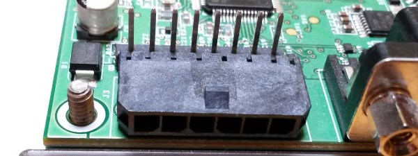 Roboteq MBL1660 hall connector